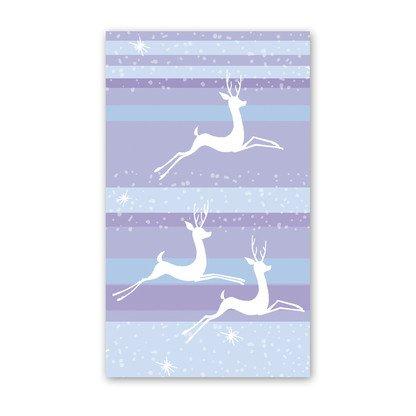 Rock Scissor Paper Rock Scissor Paper Sparkling Reindeer - Enclosure Card