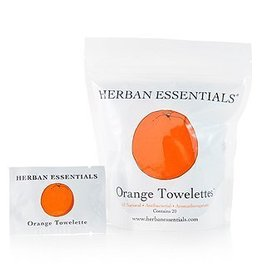 Herban Essentials Herban Essentials Orange Towelettes
