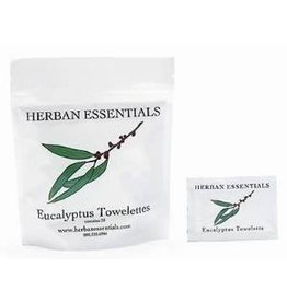 Herban Essentials Herban Essentials Eucalyptus Towelettes