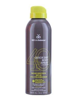 MDSolarsciences MDSolarSciences SPF 40 Quick Dry Body Spray