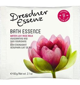 Dresdner Essenz Dresdner Bath Essence Water Lily/Rice Milk