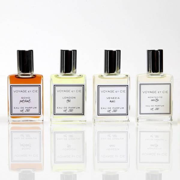 Voyage et Cie Voyage et Cie Grasse - Violet Roll-on Parfum Oil