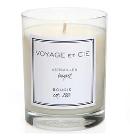 Voyage et Cie Voyage et Cie Versailles - Bouquet Candle Black Box