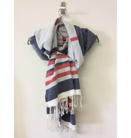 Smyrna Collection Smyrna Spirit Bath Towel Navy