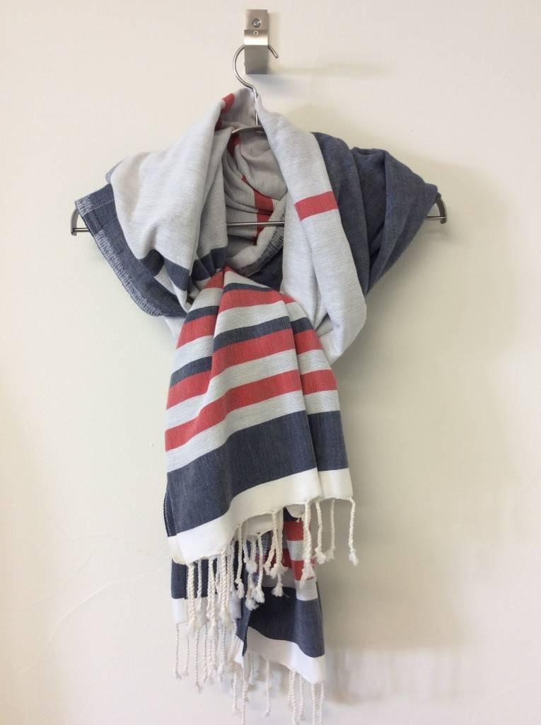 Smyrna Collection Smyrna Spirit Bath Towel Navy