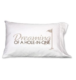 Faceplant Dreams Faceplant Dreams Hole-in-One -Std (Single Pillow Case)
