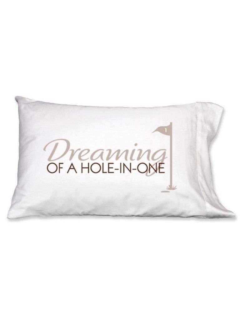 Faceplant Dreams Faceplant Dreams Hole-in-One -Std (Single Pillowcase)