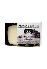 Always Native Always Native Lotion Bar Mulberry (SALE50)