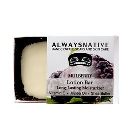 Always Native Always Native Lotion Bar Mulberry (SALE30)