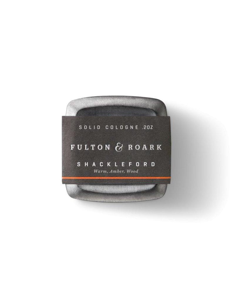 Fulton & Roark Fulton & Roark Shackleford Solid Cologne