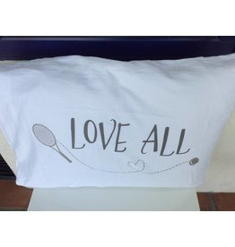 Faceplant Dreams Faceplant Dreams Love All -Std (Single Pillow Case)