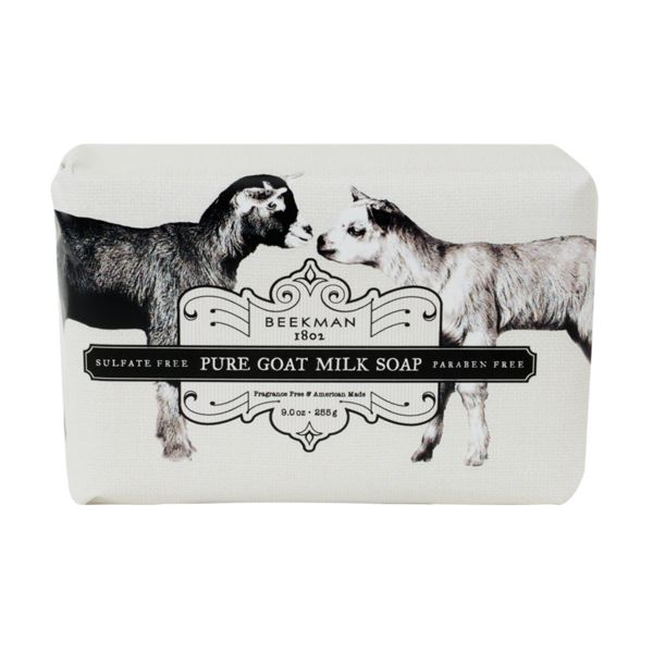 Beekman 1802 Beekman Pure Goat Milk Bar Soap