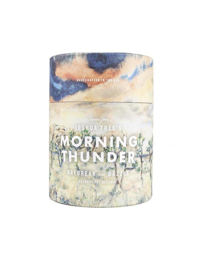 Ethics Supply Co Ethics Supply Joshua Tree's Morning Thunder Candle