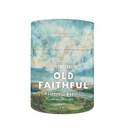 Ethics Supply Co Ethics Supply Yellowstone's Old Faithful Candle
