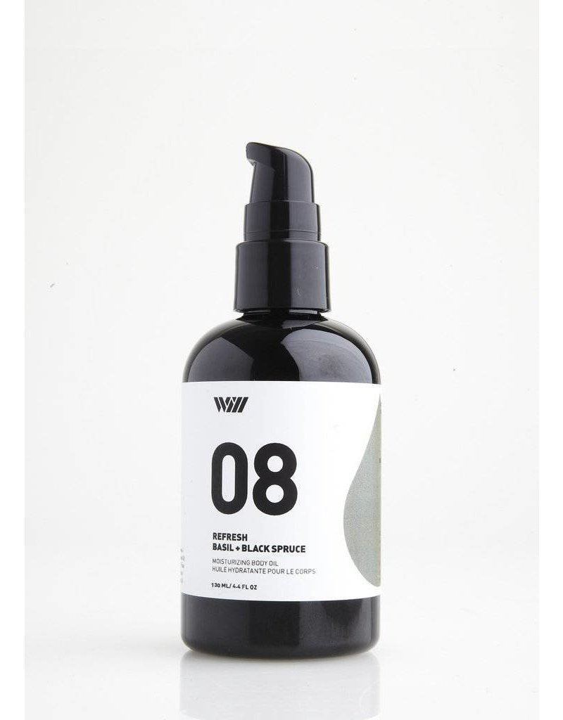 Way of Will Way of Will 08 Refresh Body Oil