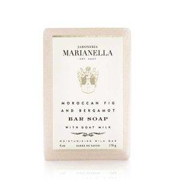 Jaboneria Marianella Marianella Moroccan Fig & Bergamot Soap (Tintarella)