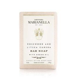 Jaboneria Marianella Marianella Rosewood & Litsea Cubeba Soap (Lemonwood)