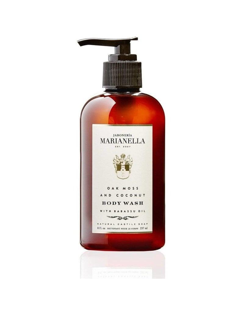 Jaboneria Marianella Marianella Oak Moss & Coconut Body Wash (SALE40)