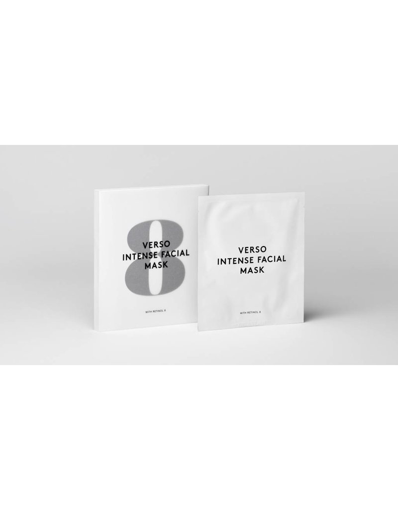 Verso Verso Intense Facial Mask