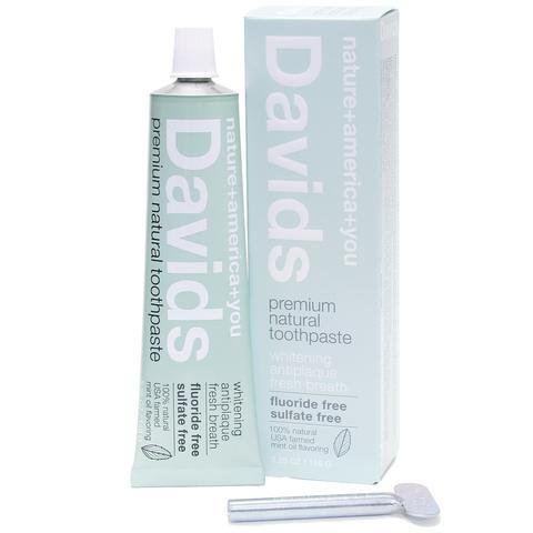 Davids Davids Premium Natural Toothpaste