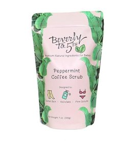 Beverly to 5th Peppermint Coffee Scrub (SALE70)