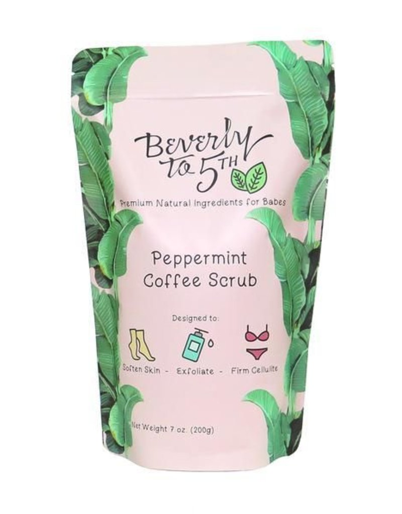 Beverly to 5th Beverly to 5th Peppermint Coffee Scrub (SALE50)