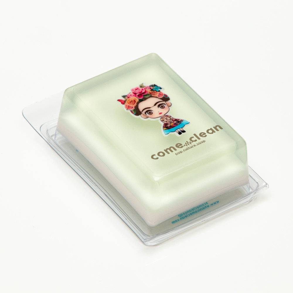Come Clean Soaps Come Clean Frida Soap