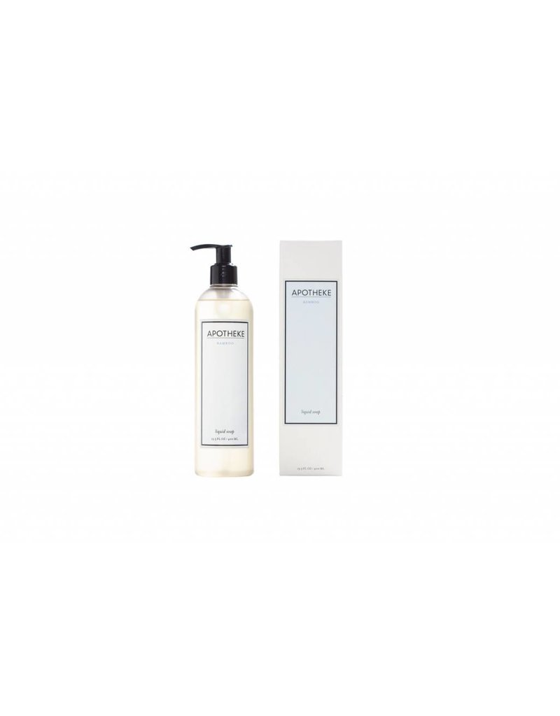 Apotheke Apotheke Bamboo Liquid Soap (SALE30)