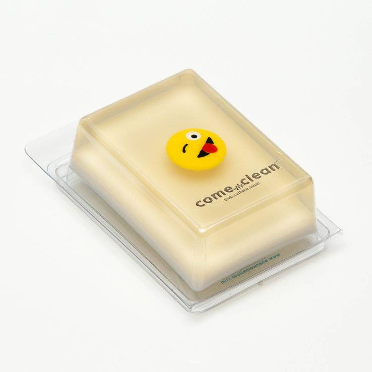 Come Clean Soaps Come Clean Emoji Soap