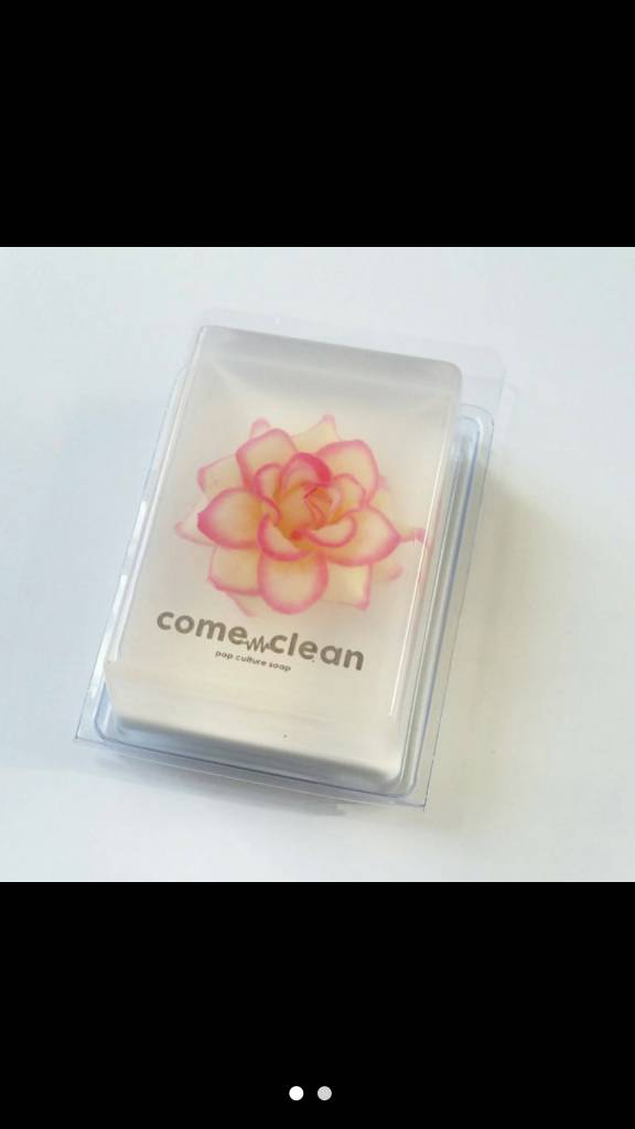 Come Clean Soaps Come Clean In Full Bloom Soap