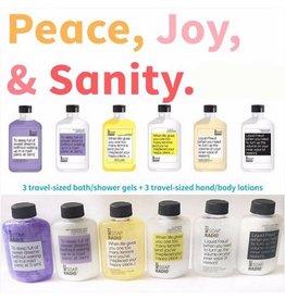 Not Soap Radio Not Soap Radio Peace Joy Sanity (SALE30)