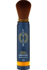 Brush on Block Brush On Block Broad Spectrum SPF30 Mineral Powder Sunscreen
