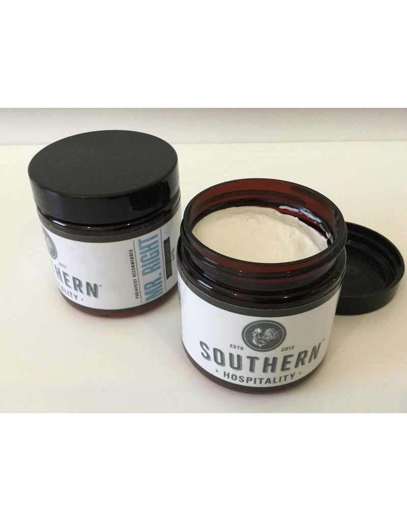 Southern Hospitality - SoHo Feet SoHo Feet Mr Right Foot Cream