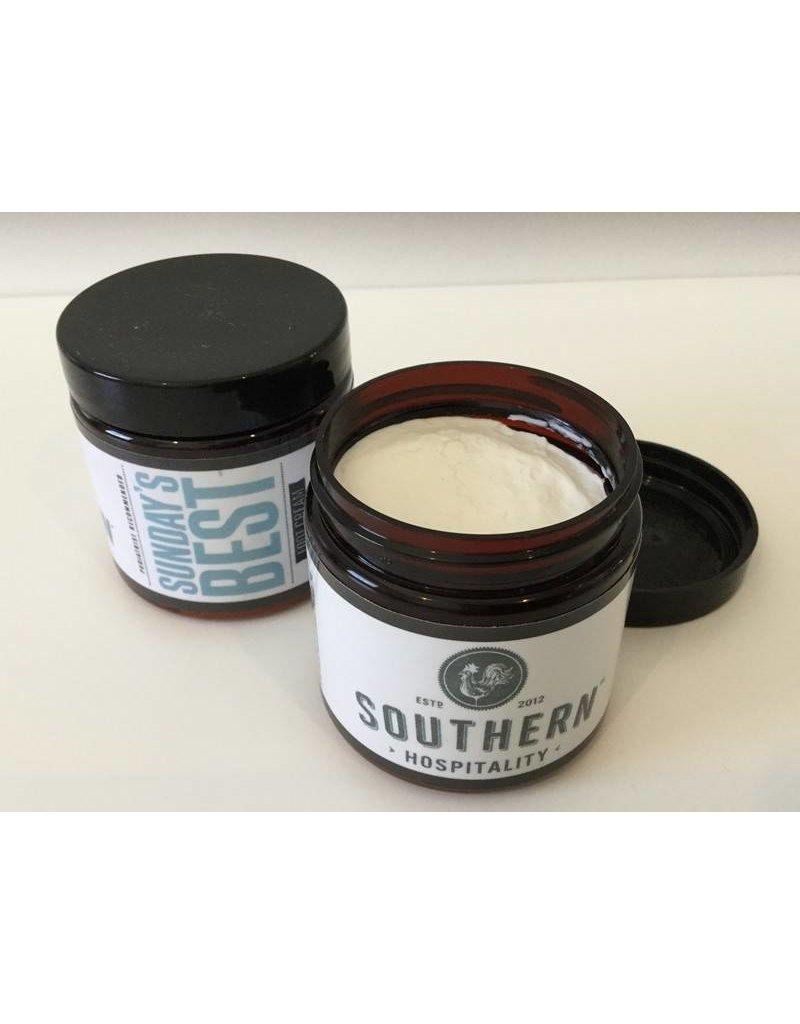 Southern Hospitality - SoHo Feet SoHo Feet Sunday's Best Foot Cream
