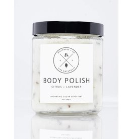 Birchrose + Co Birchrose+Co Citrus + Lavender Body Polish