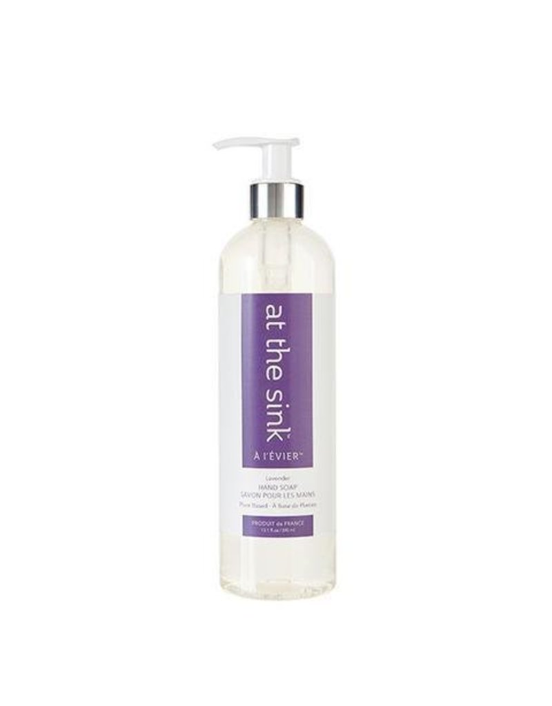 At The Sink Hand Soap Lavender (SALE40)