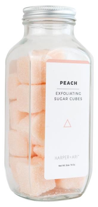 Harper + Ari Harper+Ari Peach Sugar Cubes