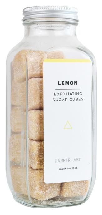 Harper + Ari Harper+Ari Lemon Sugar Cubes