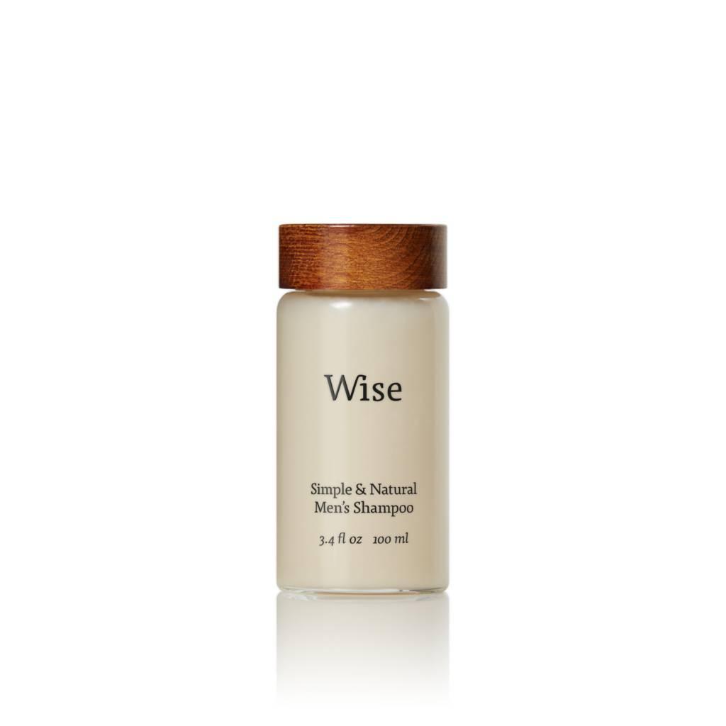Wise Men's Care Wise Birch Bark Shampoo (SALE)