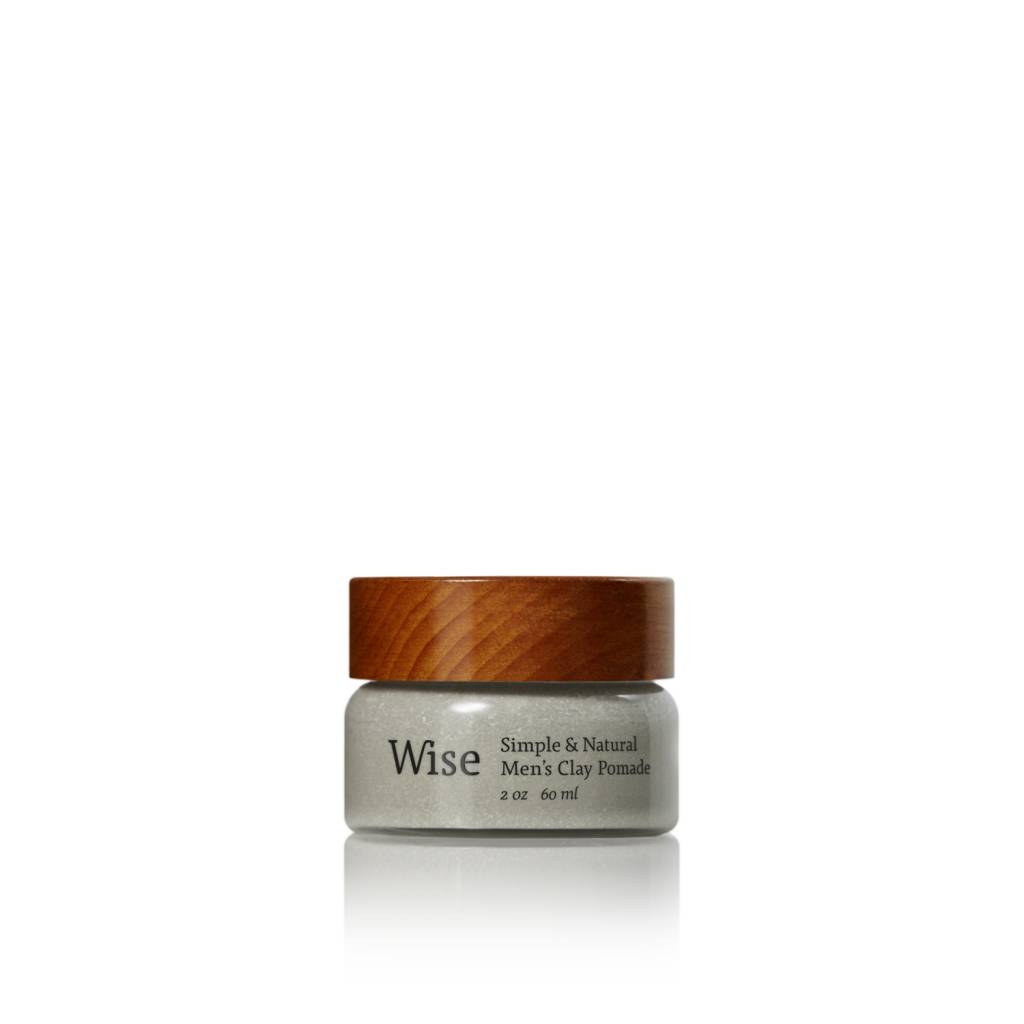 Wise Men's Care Wise Glacier Clay Pomade (SALE)