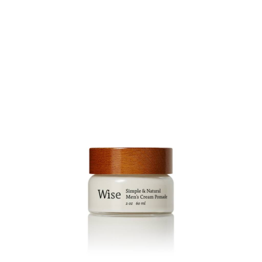 Wise Men's Care Wise Red Maple Cream Pomade