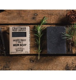Craftsman Soap Co Craftsman Angeles Forest IPA Beer Soap