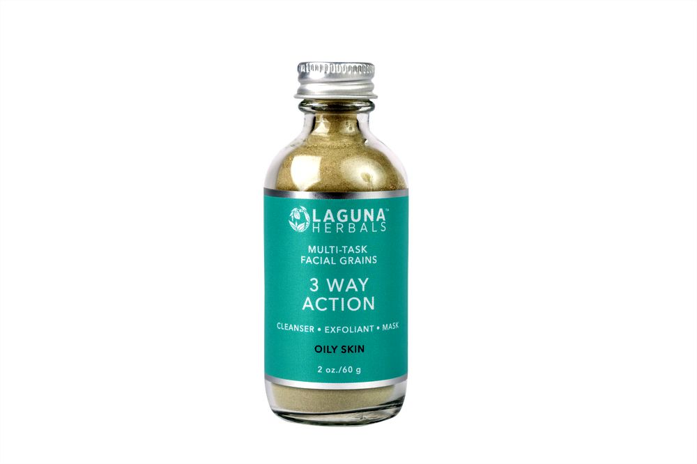 Laguna Herbals Laguna Herbals 3 Way Grains Oily (SALE)