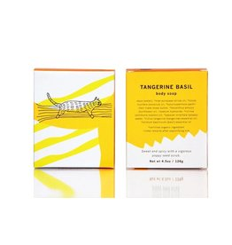 meow meow tweet meow meow tweet tangerine basil soap