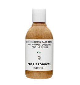 Port Products Skincare Port Products Skin Renewing Face Scrub