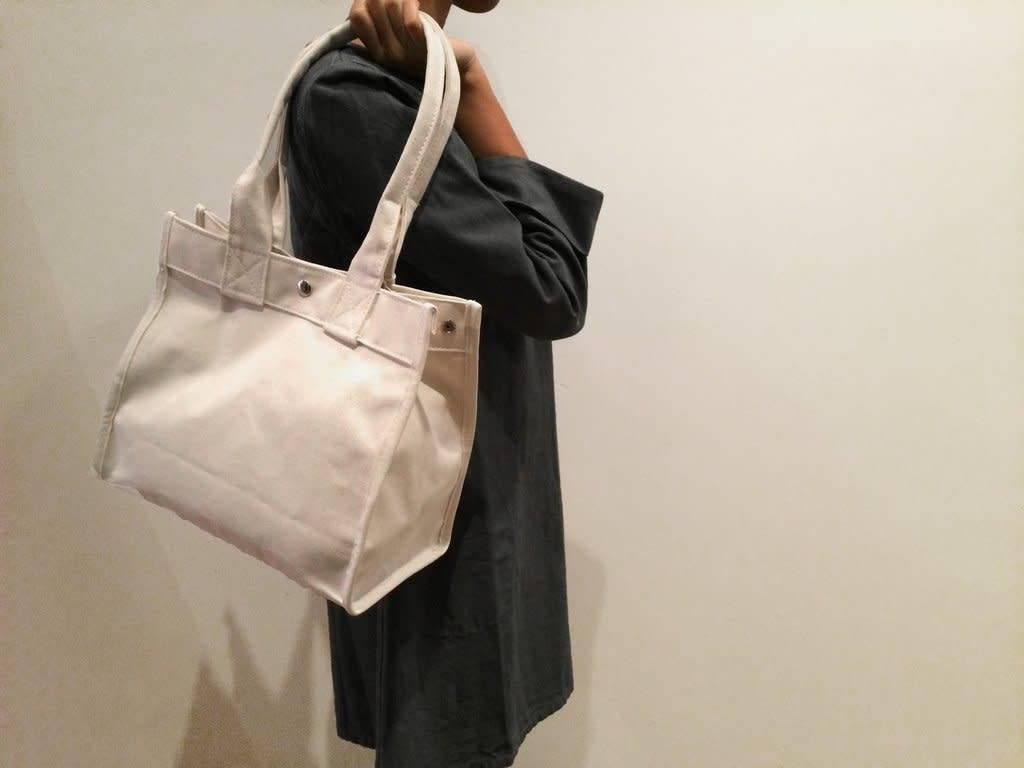 Utility Canvas Mini Field Bag - Natural