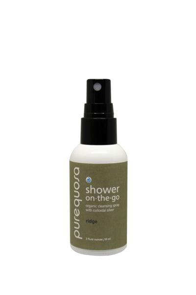 Purequosa Purequosa Shower on-the-go Ridge