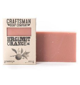 Craftsman Soap Co Craftsman Blood Orange Bergamot Soap