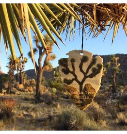 Joshua Tree Candle Co Joshua Tree Candle Co Yucca Bloom Hanging Air Freshners