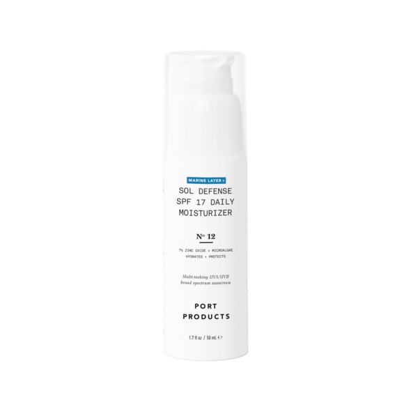 Port Products Skincare Port Products SPF 17 Daily Moisturizer